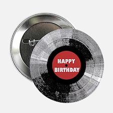 Happy Birthday - Button