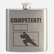 Competent Ninja Flask