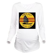 Tonkin Gulf Yacht Cl Long Sleeve Maternity T-Shirt