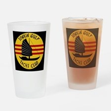 Tonkin Gulf Yacht Club Drinking Glass