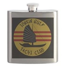 Tonkin Gulf Yacht Club Flask
