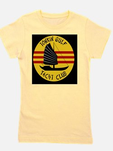 Tonkin Gulf Yacht Club Girl's Tee