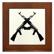 AKS X DARK Framed Tile