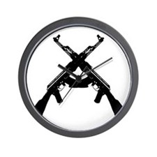 AKS X DARK Wall Clock