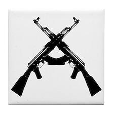 AKS X DARK Tile Coaster
