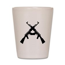 AKS X DARK Shot Glass