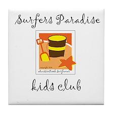 Surfer paradise Tile Coaster