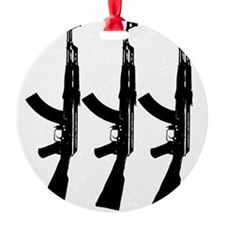 AKS ACROSS DARK Ornament