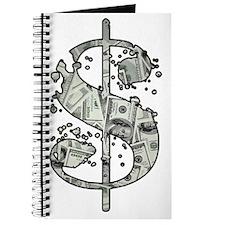 Dollar Sign Journal