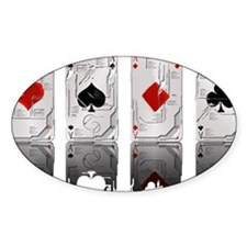 Aces Loaded Decal