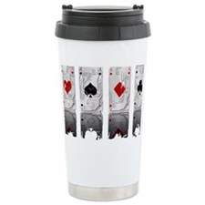 Aces Loaded Travel Mug