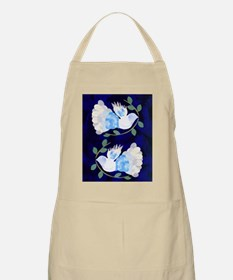 Peace Spirit Dove Apron