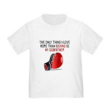Boxing Godfather T-Shirt