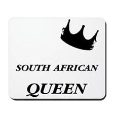 South African Queen Mousepad