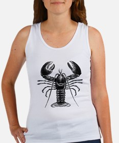 Lobster Women's Tank Top