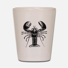 Lobster Shot Glass