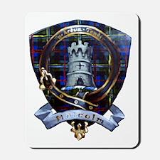 Clan Malcolm Crest Mousepad