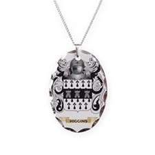 Higgins Coat of Arms (Family C Necklace