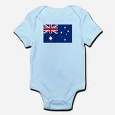 Australia flag Infant Bodysuit