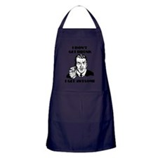 Awesome Drunk Apron (dark)