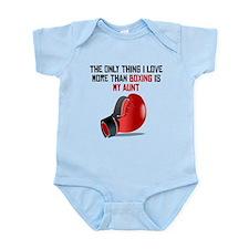 Boxing Aunt Body Suit