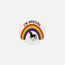 I'm special Mini Button