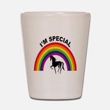 I'm special Shot Glass