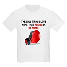 Boxing Mommy T-Shirt