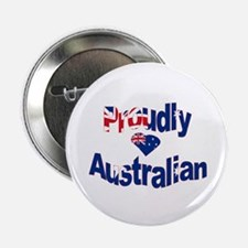 Proud to be Australian Button