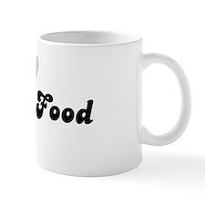 Swedish Food (fork and knife) Mug