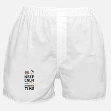 wedding time keep calm Citj0 Boxer Shorts