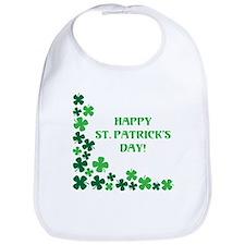 HAPPY ST. PATRICKS DAY! Bib
