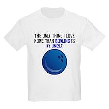 Bowling Uncle T-Shirt