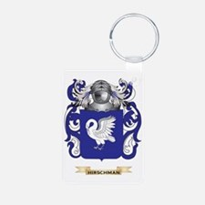 Hirschman Coat of Arms (Fa Keychains