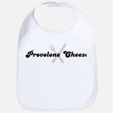 Provolone Cheese (fork and kn Bib