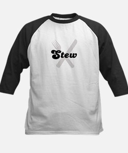 Stew (fork and knife) Tee