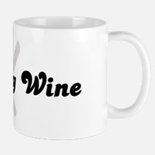 Sparkling Wine (fork and knif Mug