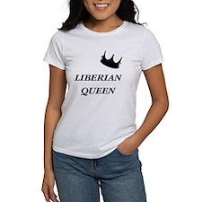 Liberian Queen Tee