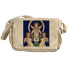 Scandinavian Saint Lucia Angels Messenger Bag