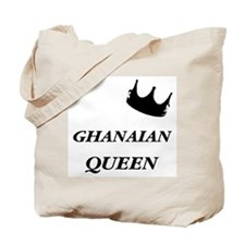 Ghanaian Queen Tote Bag