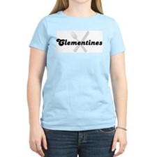 Clementines (fork and knife) T-Shirt