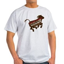 I ran with the Kine T-Shirt