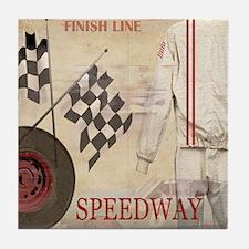 Speedway Tile Coaster