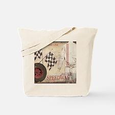 Speedway Tote Bag
