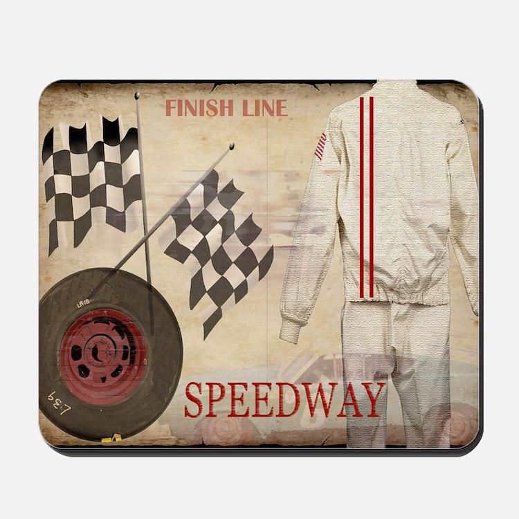 Speedway Mousepad