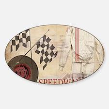 Speedway Decal