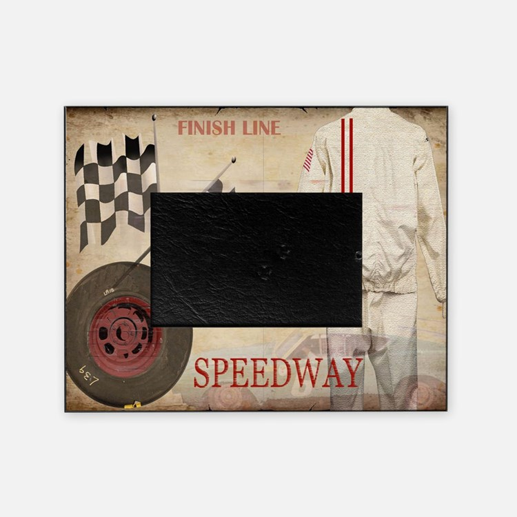 Speedway Picture Frame