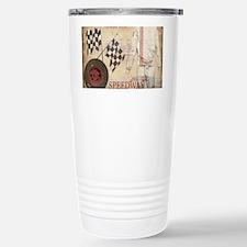 Speedway Travel Mug