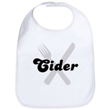 Cider (fork and knife) Bib