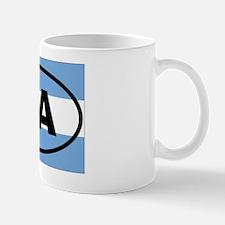 Argentina AR Mug